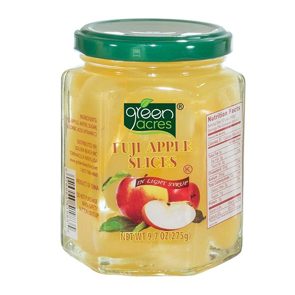 Fuji Apple Slices 9.7oz