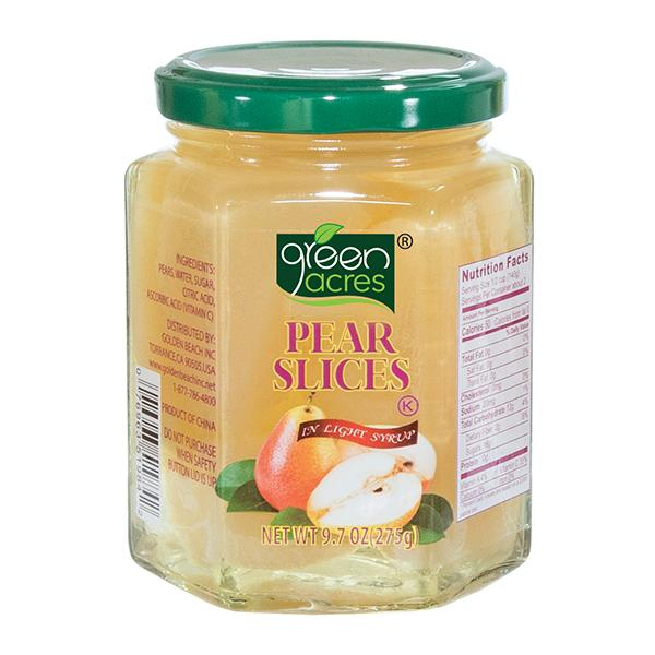 Pear Slices 9.7oz